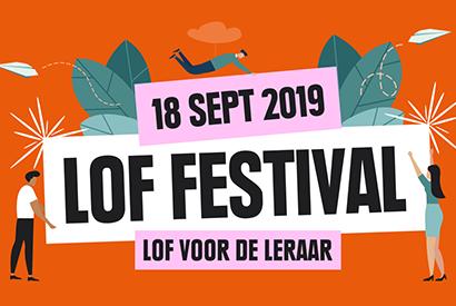 LOF-festival: LOF voor de mbo-docent