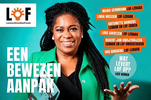 Vers van de pers: LOF-magazine over bewezen aanpak onderwijsvernieuwing